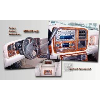 TAHOE, SUBURBAN, SILVERADO 2003 2006 Wood Grain Dash Trim Kit