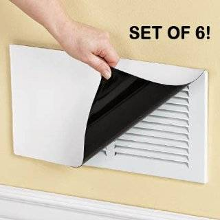 RPS Magnetic Central Air Conditioning Vent Cover   3 Pack