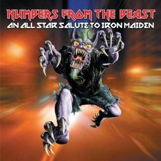 Iron Maiden Tribute Numbers From the Beast by Various Artists