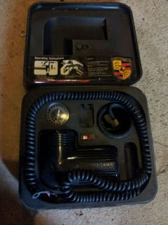 Porsche Air Compressor Tire Pump