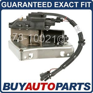 Brand New Genuine Air Suspension Compressor GMC Envoy Chevy Trailblazer