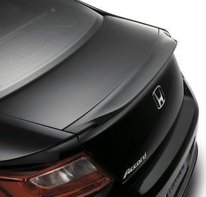 2013 New Honda Accord Coupe Rear Spoiler