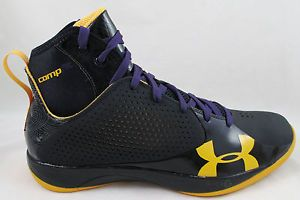 New Mens Under Armour TB Micro G Juke Basketball Shoes 14 48 5 $100