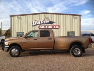 Dodge RAM 3500 1 Ton 4 Door