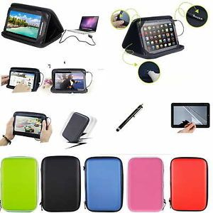 "Colorful Speaker Case Cover Film Stylus for 10 2"" Visual Land Prestige 10 Tablet"