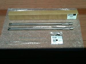 Weber Spirit 500 Gas Grill Stainless Steel Burner Tube Kit 10459