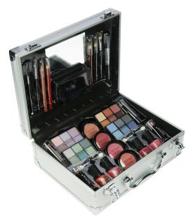 Technic Make Up Large Cosmetics Beauty Box Case Gift Set Box