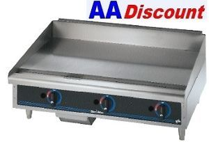 "New Star Max 36"" Manual Grill Griddle Gas Model 636MD"
