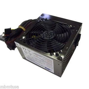 Ark Technology 600W ATX Computer Power Supply ARK600 12 PCI E SATA 120mm Fan