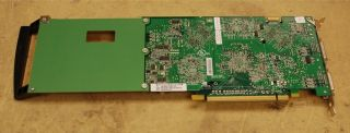 HP 376006 001 NVIDIA Quadrofx 1400 Graphics Video Card PCI E 128MB 377596 001