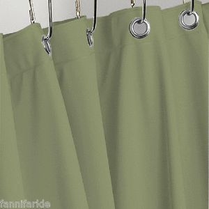 Heavy Weight Shower Curtain