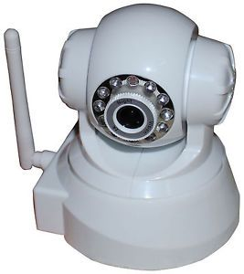 HD 720P Megapixel WiFi Wireless PTZ IP Security Surveillance Camera CCTV Webcam