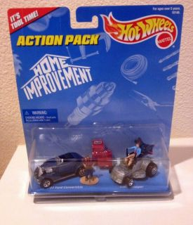 Vintage Hot Wheels Home Improvement Diecast Car 1997 Tool Time 074299161469