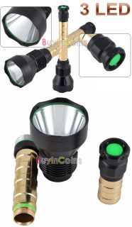 XM L XML T6 CREE T6 LED 1800 Lumen 5 Mode LED Flashlight Torch Lamp Light W068