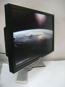 "Dell UltraSharp 2407WFP 24"" Widescreen Flat Panel LCD Monitor 1920x1200 C Grade"