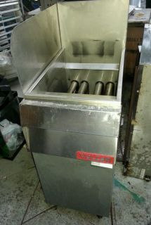 Vulcan Deep Fryer Restaurant Equipment