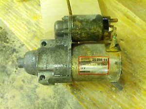 Kohler Engine Starter Motor 25 098 11 Wi 53044 Parts Core