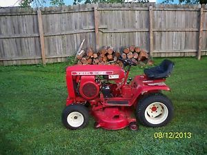 Wheel Horse Lawn Garden Tractor B100 10 HP Kohler Engine High Low Range Trans