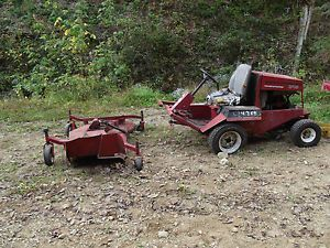 Toro Groundsmaster Wheel Horse Lawn and Garden Toro Tractor