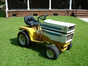 International Cub Cadet Lawn and Garden Tractor Model 1200