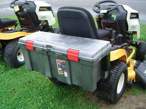 Cub Cadet MTD Riding Lawn Mower Tool Box Lawn Tractor