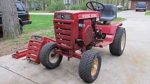 Wheel Horse C160 Automatic Lawn Garden Tractor with Kohler K341 and Hydro Lift