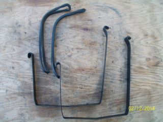 Gas Tank Straps from Simplicity Sovereign Lawn and Garden Tractor