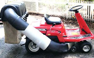Honda Hydrostatic Riding Lawn Mower H3011