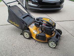 Cub Cadet Gas Lawn Mower Model 11A 18MCO56 Push Mower