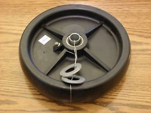 John Deere Lawn Mower Deck Wheel Roller Tire AM107561