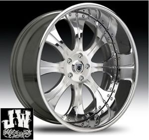 "24"" inch asanti AF 131 Wheels Dodge Charger Challenger RT SRT8"