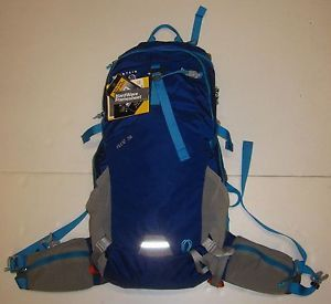 Mountain Hardwear Fluid 26 Backpack OU4526 Blue Chip Size Medium Large