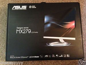 ASUS MS MX279H 27 Widescreen LED LCD Monitor, built in Speakers