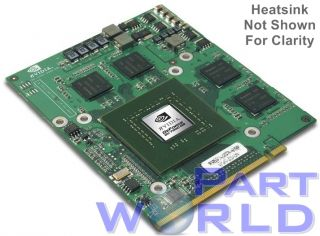 256MB NVIDIA GeForce Go 7900 GS Graphics Video Card