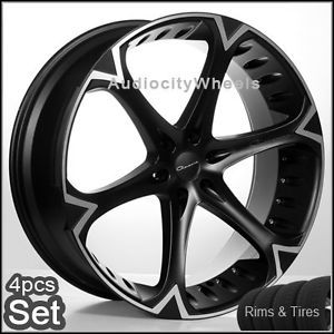 26 inch Giovanna DALAR6V Wheels and Tires Chevy Rims Escalade Wheel Tahoe Rim
