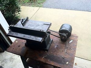 Vintage Belt Driven  Craftsman Table Saw with Rip Fence and Miter 103 2342