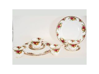 Royal Albert Old Country Roses 12 Piece Place Setting