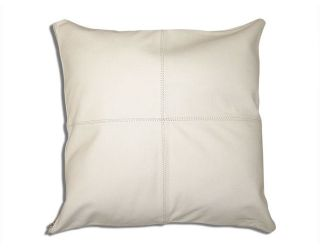 New Leather Pillow Cover Cushion 16x16