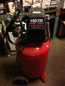 Craftsman 20 Gallon Portable Vertical Air Compressor 16642