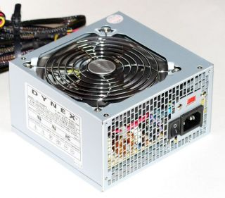 Dynex DX 400WPS 400W Watt PSU ATX Power Supply ATX12V 24pin 4pin 6pin PCIe SATA