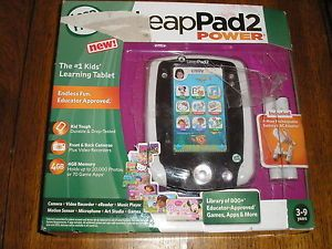Leap Frog LeapPad 2 Power Pink Ages 4 9 Learning Tablet
