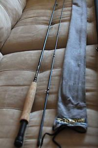 G Loomis GL3 Fishing Fly Rod with Sleeve 9' 4 Line Minty