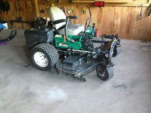 "Lesco 60"" Commercial Zero Turn Riding Lawn Mower"