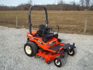 Kubota ZD18 Zero Turn Riding Lawn Mower 52 inch Deck Diesel