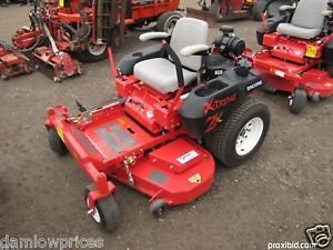 "Encore 52"" Xtreme Zero Turn Riding Lawn Mower 52K23X"