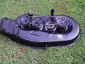 "Craftsman 42"" Riding Lawn Mower Deck 403066 532403066 Fits Poulan Husqvarna"