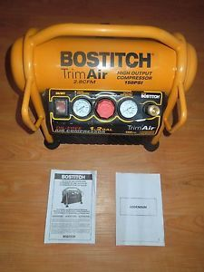 Stanley Bostitch CAP1512 of 1 2 Gallon Portable Oil Free Air Compressor Trim