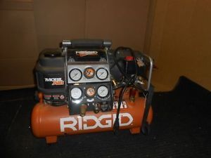 Ridgid Tri Stack 5 Gal Portable Steel Air Compressor