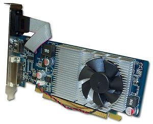 GeForce 315 512MB DVI HDMI VGA Standard Height Desktop PCI E Video Card 8886