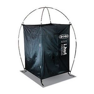 Factory Direct Zodi I Hut Privacy Camp Shower Tent Portable Bathroom Enclosure